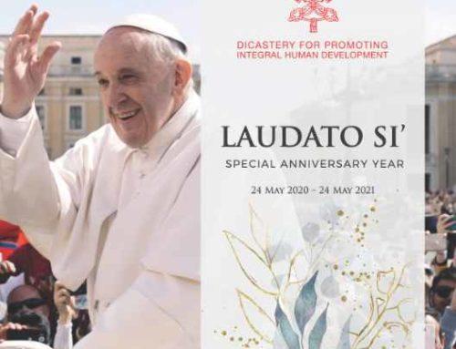 LAUDATO SISPECIAL ANNIVERSARY YEAR