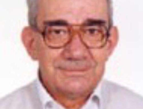 INFORMACIÓN DEL FALLECIMIENTO P. Juan Macho Merino, CP
