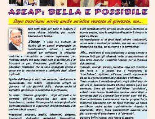 Bollettino ASEAP – Settembre 2020
