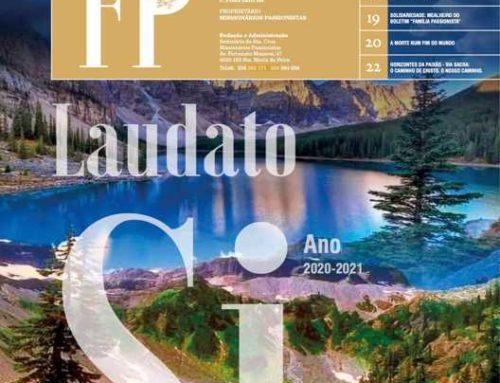 """Boletín """"FAMÍLIA PASSIONISTA"""" de los Passionistas en PortugalJULHO‐AGOSTO‐SETEMBRO/2020"""