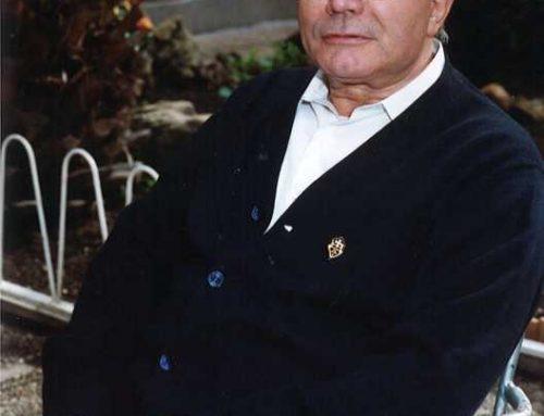 DEATH NOTICEBro. Vicente Fernández Fernández, CP