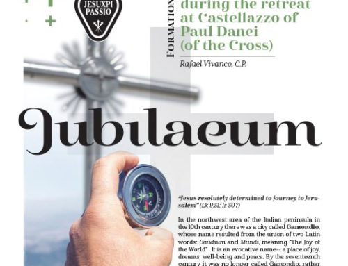 JUBILAEUM Formation and Catechesis – N°5