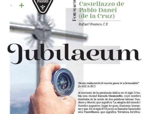 JUBILAEUM Formación y Catequesis – N°5