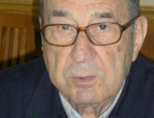DEATH NOTICEFr. Serafín Sánchez Pérez, CP