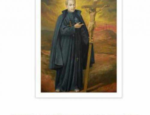 Mensaje del Superior GeneralFiesta de San Pablo de la Cruz