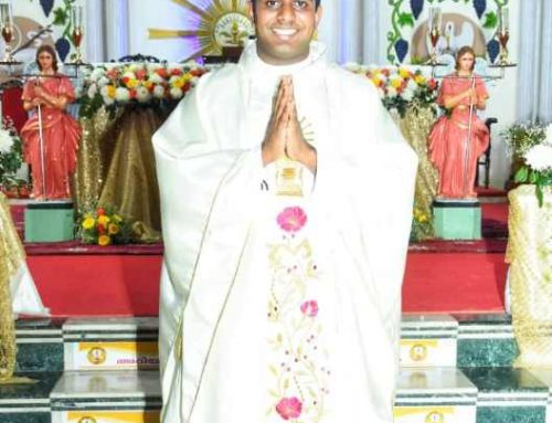 PRIESTLY ORDINATIONFr. Antony Thomas, CP