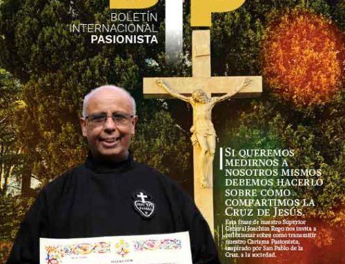 BIP – Boletín Internacional PasionistaN° 51 (3-2020)
