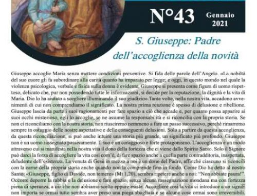 "Bollettino ""MAPRAES Connect""–Gennaio 2021"