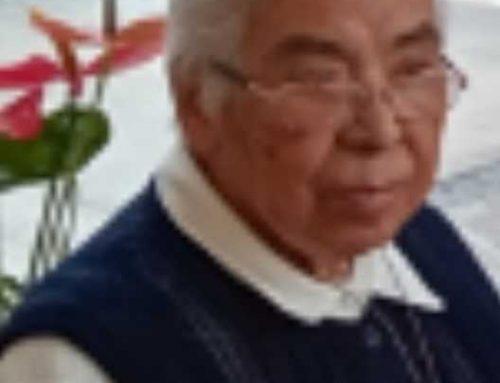 † Sr. María Salazar Comunidad