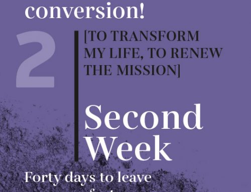 Resources for living the Jubilee in this Lenten season – 02