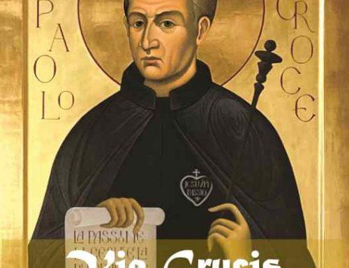 Via Crucis consan Paolo della Croce