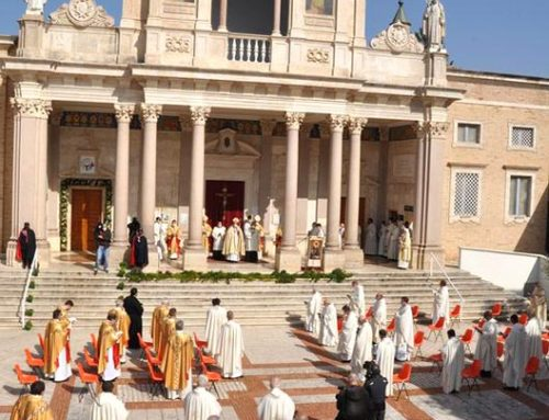ST. GABRIEL, 100 YEARS AFTER THE CANONIZATION
