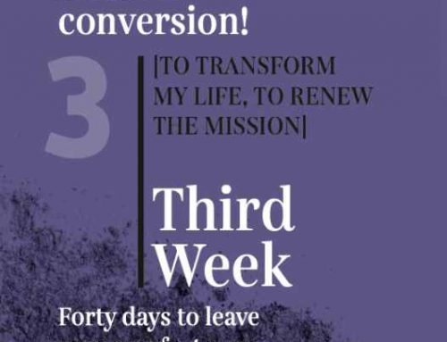 Resources for living the Jubilee in this Lenten season – 03