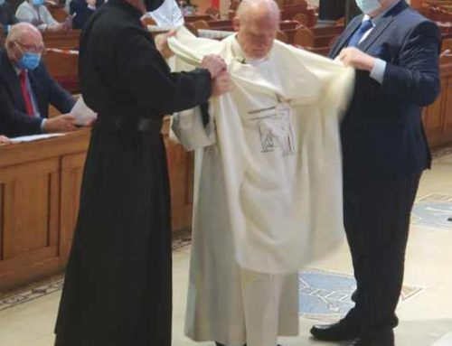 PRIESTLY ORDINATIONAidan O'Kane (PATR)