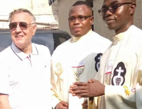 PRIESTY ORDINATIONSBenoit KHONDE MOMBO and Cédric MOKO MWANET (SALV)