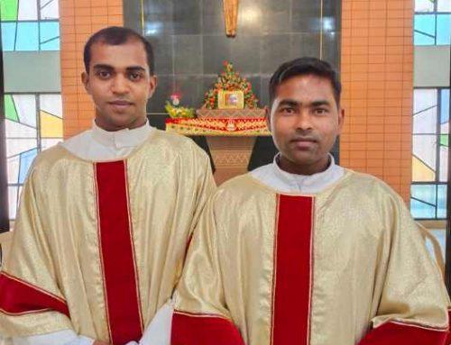 ORDENACIÓN DIACONALTHOM (India)