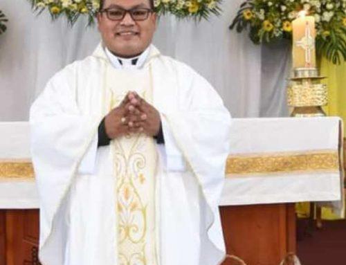 PRIESTLY ORDINATIONFr. Albino Elizalde Leon, CP (SCOR)