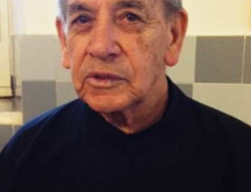 † INFORMACIÓN DEL FALLECIMIENTOP. Fernando Piélagos Mediavilla, CP