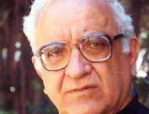 † DEATH NOTICEFr. Florencio Martín Ramos, CP