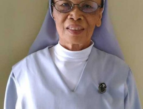 † Sr. María Magdalena TANJI (SEKADAU Indonesia)