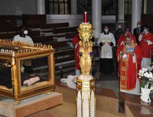 Santuario San Gabriele (TE): Giubileo aggregazioni laicali.