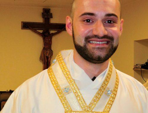 PRIESTLY ORDINATIONFr. Carlo Maria Romano