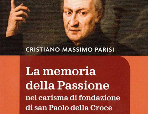 LA MEMORIA DELLA PASSIONEnel carisma di fondazione di san Paolo della Croce
