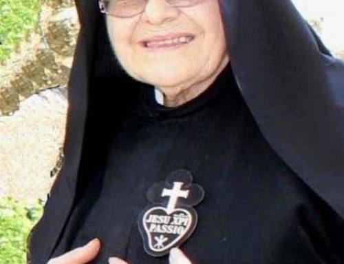 † Sr. Giovanna Andreatta (Nuns of the Passion of Jesus Christ)