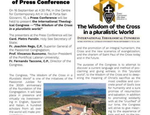 Announcement of Press Conference