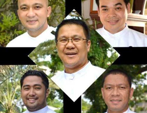 Nuovo Provinciale e Consiglio(FILIPPINE-PASS)