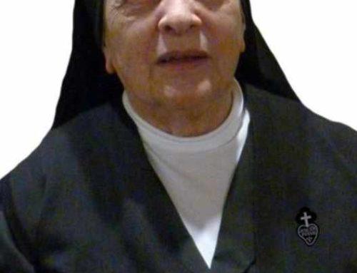 † INFORMACIÓN DEL FALLECIMIENTOHna. Maria Loreta Di Claudio.