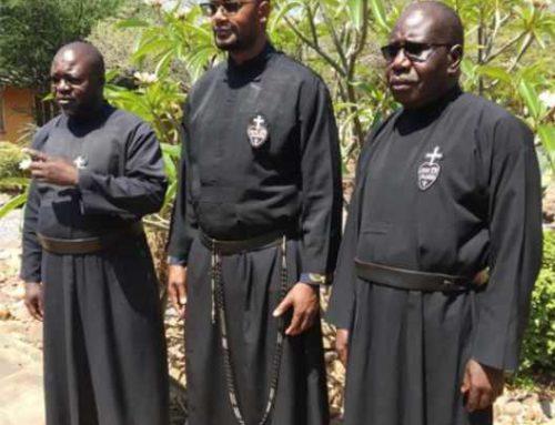 Nuovo Vice-Provinciale e Consiglio(MATAF-AFRICA)